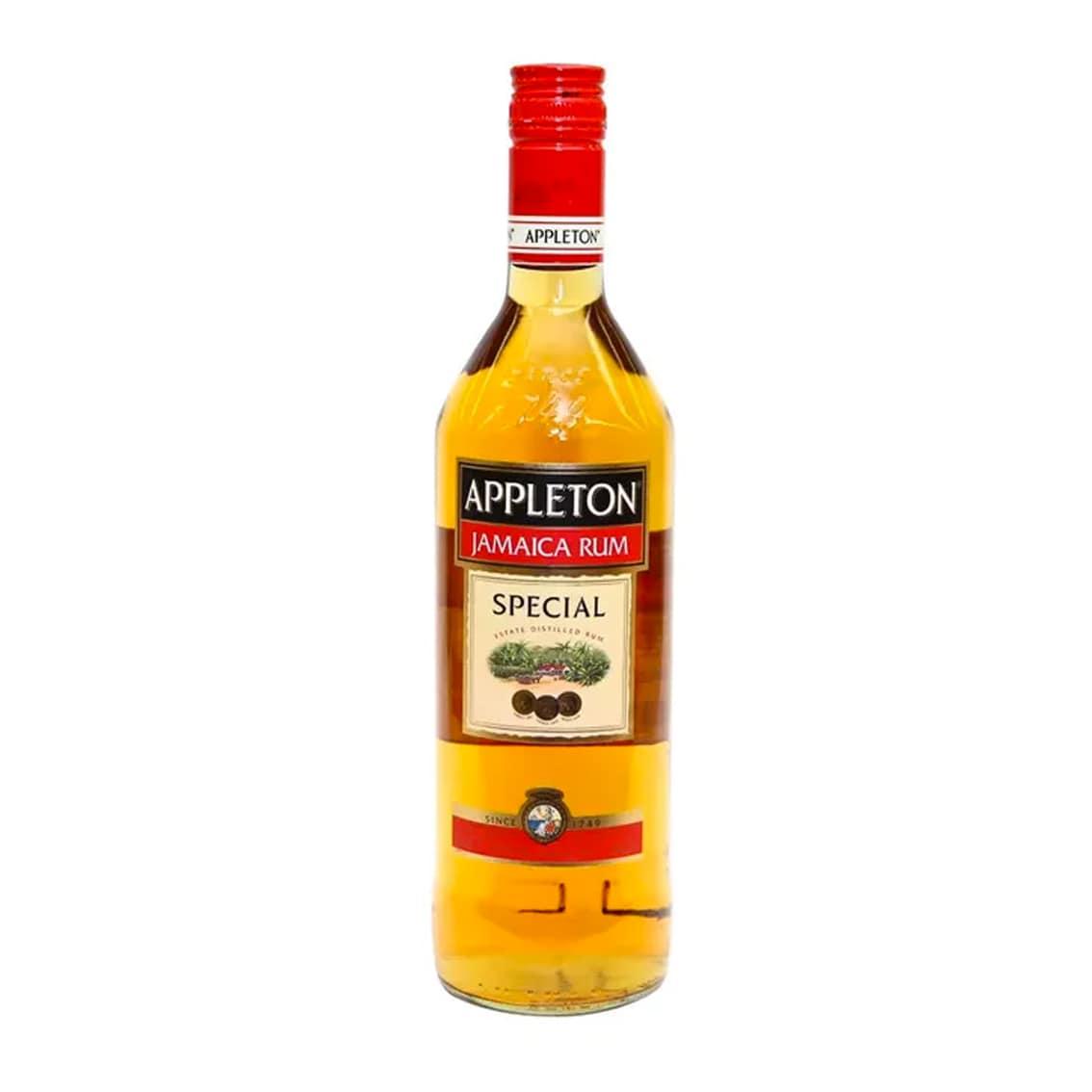 Ron APPLETON Dorado Botella 750ml