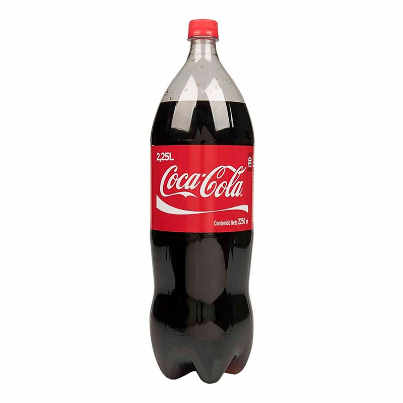 Gaseosa COCA COLA Botella 2.25L