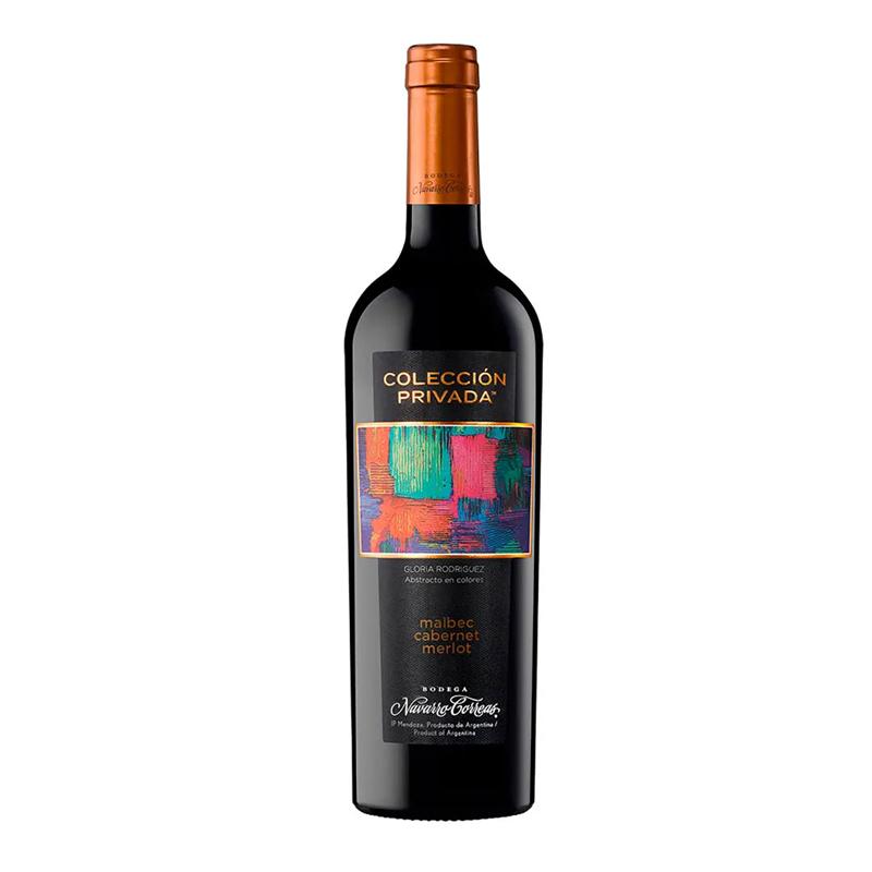 Vino NAVARRO CORREAS Colección Privada Blend Botella 750ml