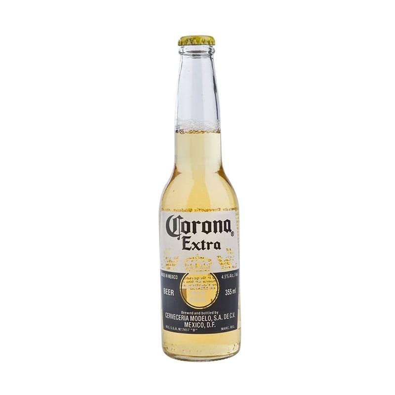 Cerveza CORONA Extra Botella 355ml
