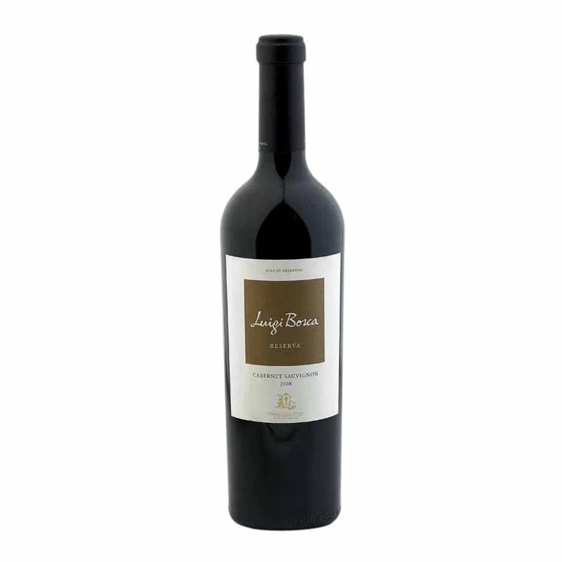 Vino LUIGI BOSCA Cabernet Sauvignon Botella 750ml