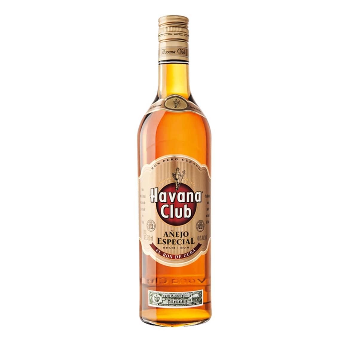 Ron HAVANA CLUB Añejo Especial Botella 750ml