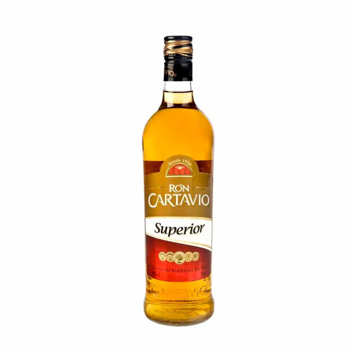 Ron CARTAVIO Superior Botella 750ml