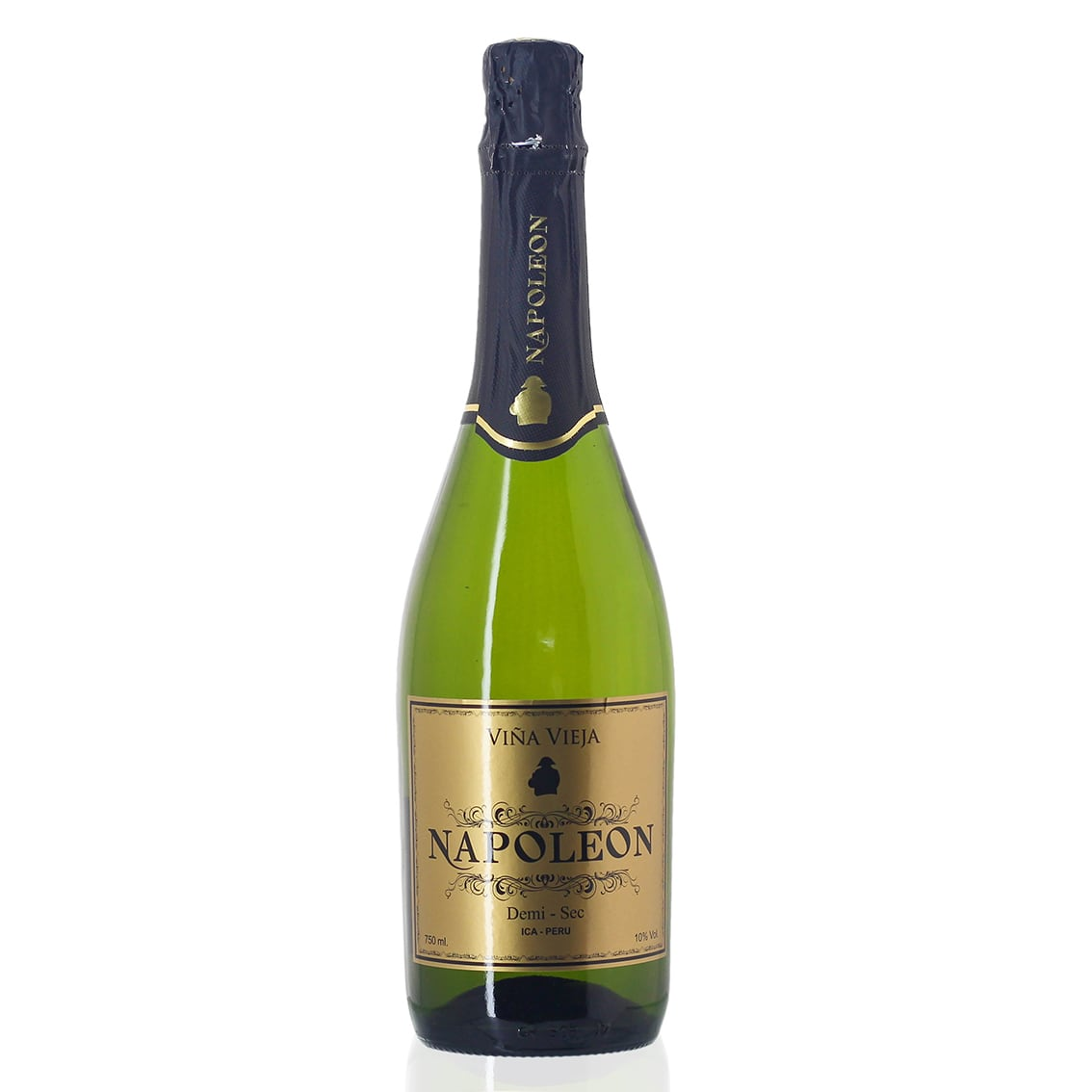 Espumante VIÑA VIEJA Napoleon Demi Sec Botella 750ml