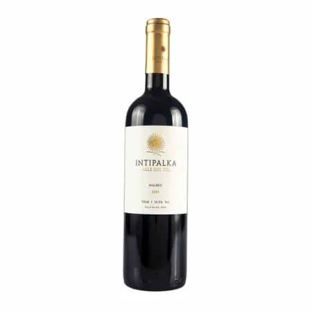 Vino INTIPALKA Malbec Botella 750ml