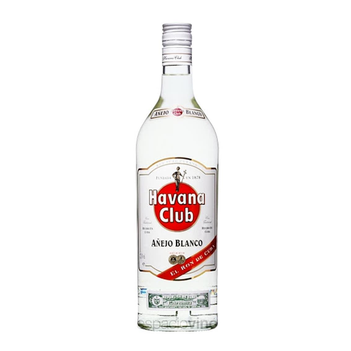 Ron HAVANA CLUB Añejo Blanco Botella 750ml