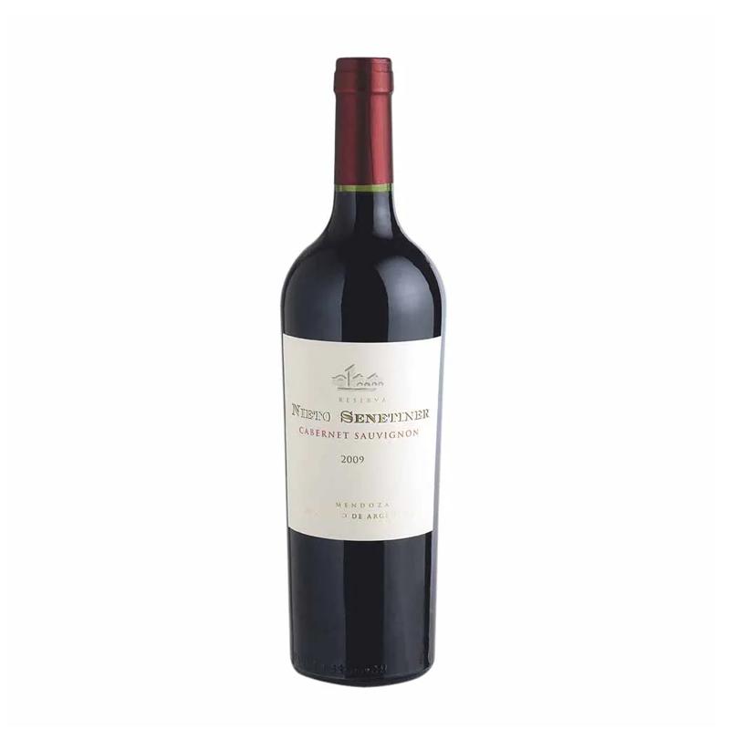 Vino NIETO SENETINER Cabernet Sauvignon Botella 750ml