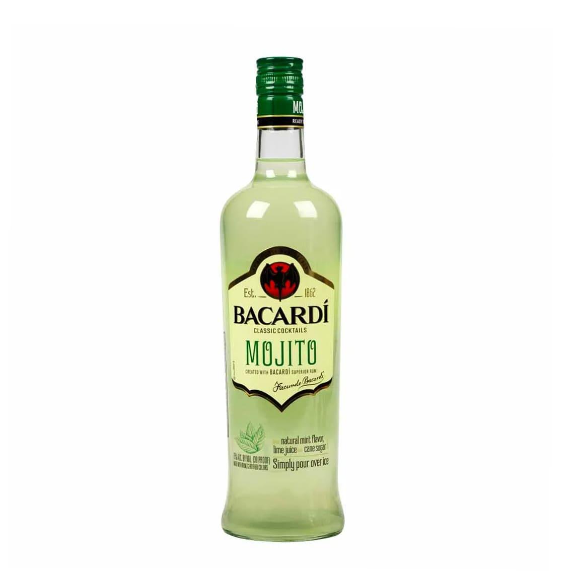 Mojito BACARDI Botella 750ml