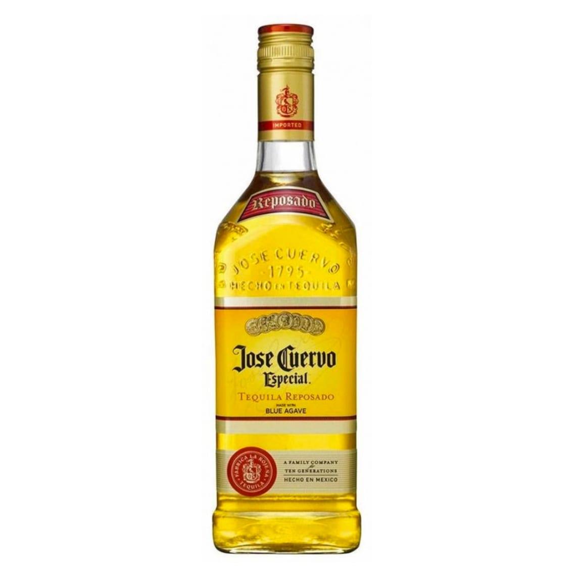 Tequila JOSE CUERVO Especial Reposado Botella 750ml