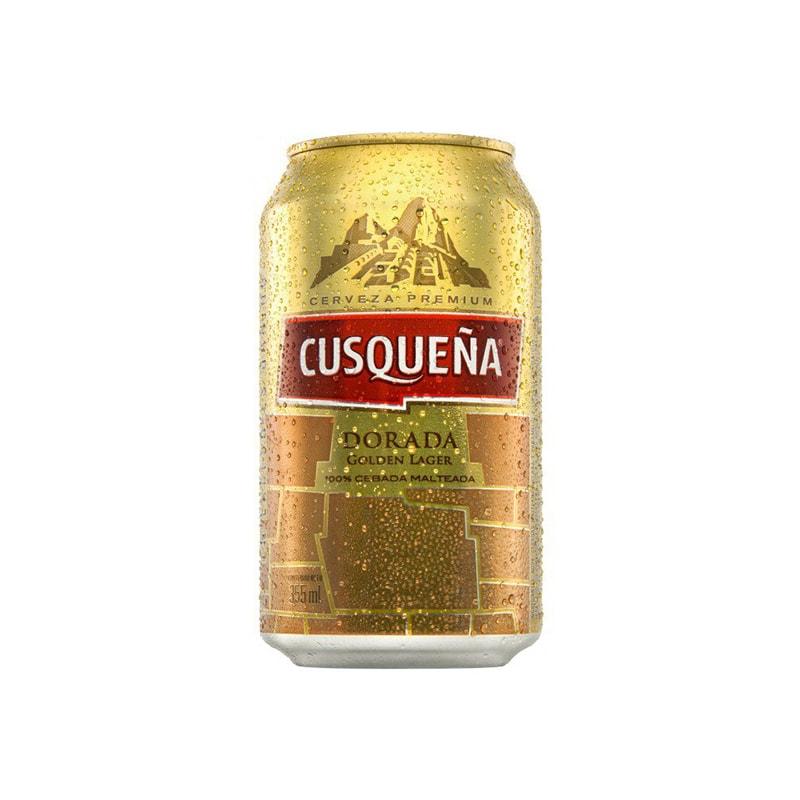 Cerveza CUSQUEÑA Lata 355ml