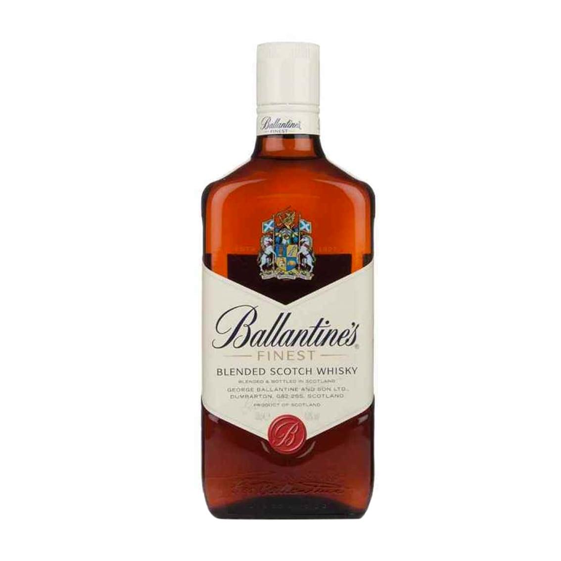 Whisky BALLANTINES Finest Botella 750ml
