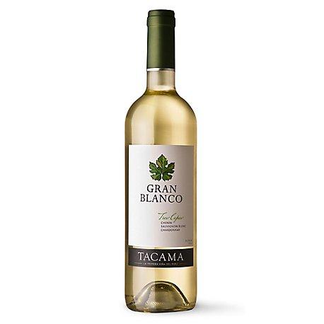 Vino TACAMA Gran Blanco Seco Botella 750ml