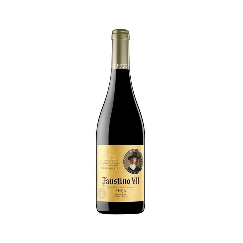 Vino FAUSTINO Crianza Tempranillo Botella 750ml
